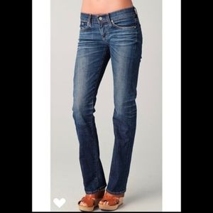 AG the tomboy straight relaxed jeans women's 29